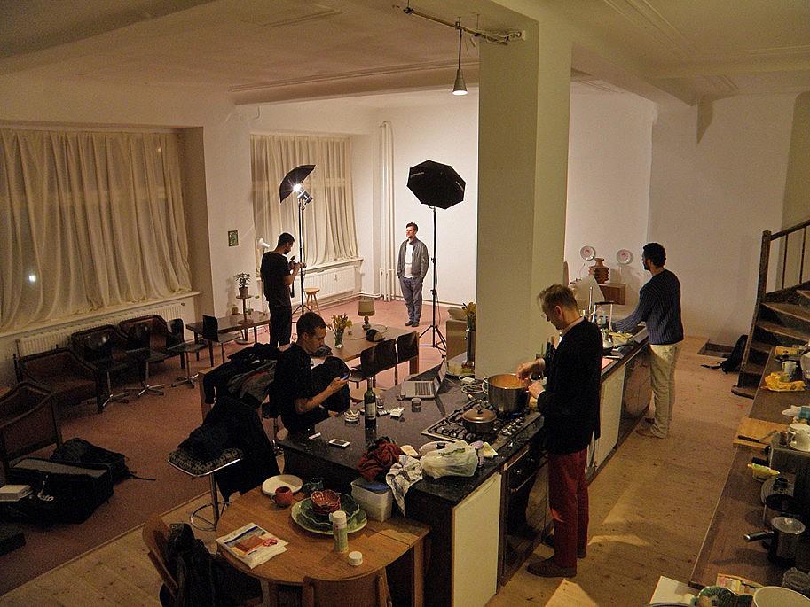 Somos berlin artist residency